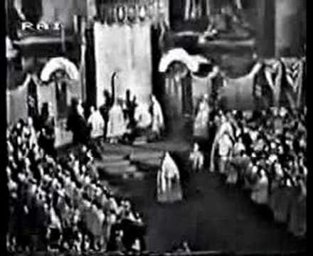 Papal Coronation 09 -Kyrie
