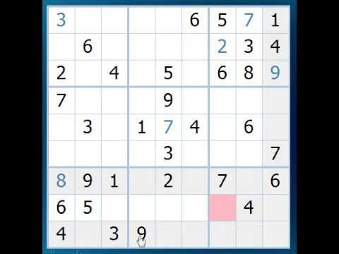 Free and printable Sudoku puzzles to challenge and develop