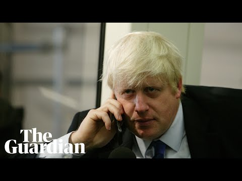 Is this Boris Johnson being pranked by Russian posing as Armenian PM?