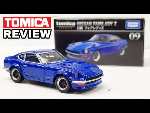 ̶I̶n̶i̶t̶i̶a̶l̶ ̶D̶  Wangan Midnight Nissan Fairlady Z Tomica Review