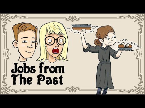 Factories In Victorian Britain (Jobs From The Past)