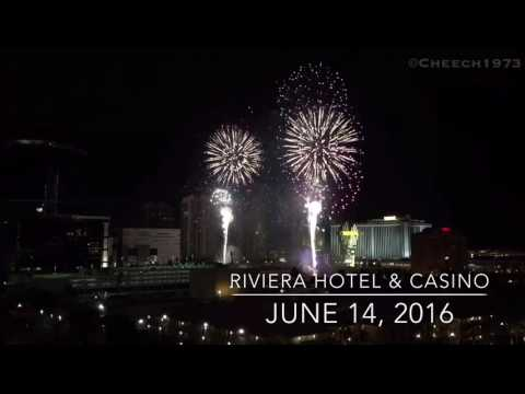 Riviera Hotel & Casino Implosion