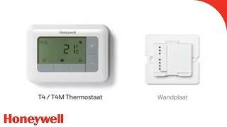 INSTALLATIE VAN DE T4R | Honeywell Home