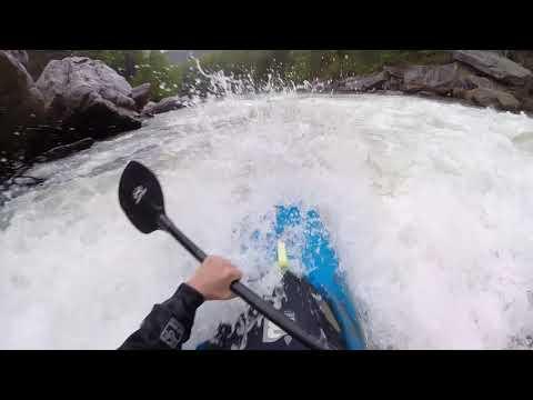 Cheat River Kayaking 2018