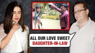 Priyanka Chopra Father In Law EMOTIONAL Message On Priyanka Missing Her Father Ashok Chopra