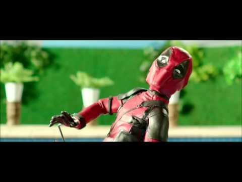 Deadpool Blu ray DVD TV Spot Promo - Adult Swim HD 1080p