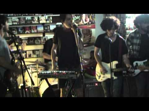 The Falcons Presentación del disco Otra Victima Moderna