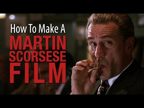 How To Make A SCORSESE Film In 5 Minutes Or Less