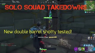 Cleaning up Haunted Solo Squads