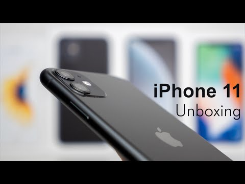 IPhone 11 Unboxing | 2020