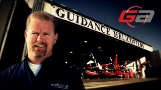 Helicopter Flight Training At Guidance Aviation