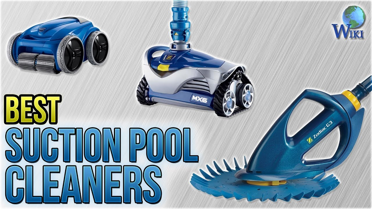 10 Best Suction Pool Cleaners 2018 Youtube