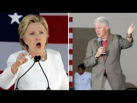 Ghosts of Clinton past emerge in new FBI release