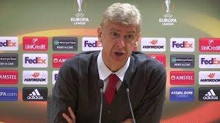 Arsène Wenger Speaking 4 Languages