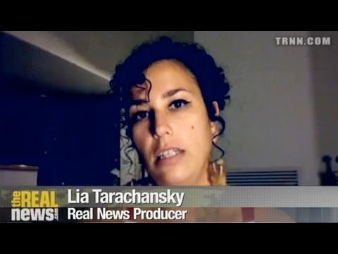 Lia Tarachansky Answers Viewers Questions