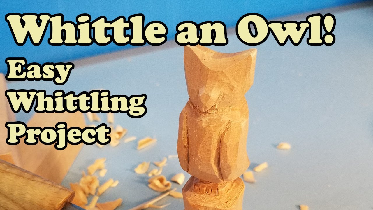 For beginners carving wood Stupid Simple