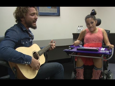 John Butler Acoustic version of Peaches and Cream
