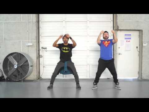 Friends & BENefits - Batman vs. Superman Inspired Dance with Benjamin Ayers