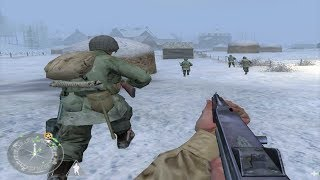 WW2 - Battle of the Bulge - Foy - Call of Duty United Offensive