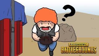 배그 4렙 뚝배기 등장?! l 배틀그라운드 애니메이션 ( battleground animation ) by. 스낵넛