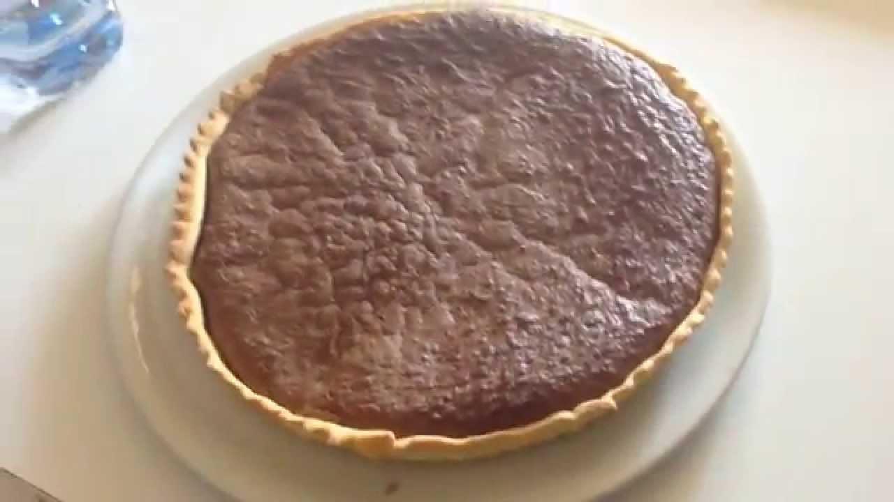Recette tarte au chocolat facile et rapide youtube - Tarte aux chocolat facile ...