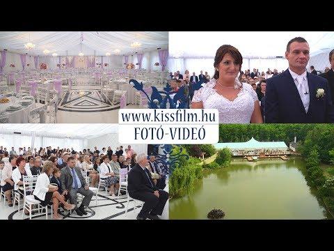 Magyar Talléros Rendezvényház, Nyírtass (Marcsi+Tibi)/KISSFILM.HU