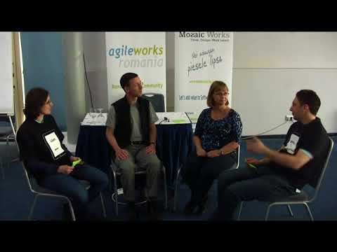 OpenAgile 2010 Bucharest   Interview with Janet Gregory and Paul Klipp