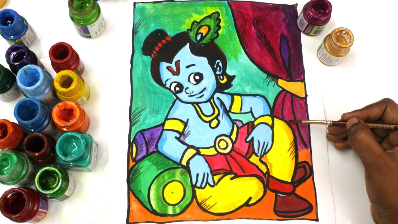 Chhota Bheem Coloring Pages Games. Coloring Krishna and Chhota Bheem  Chota coloring pages for kids