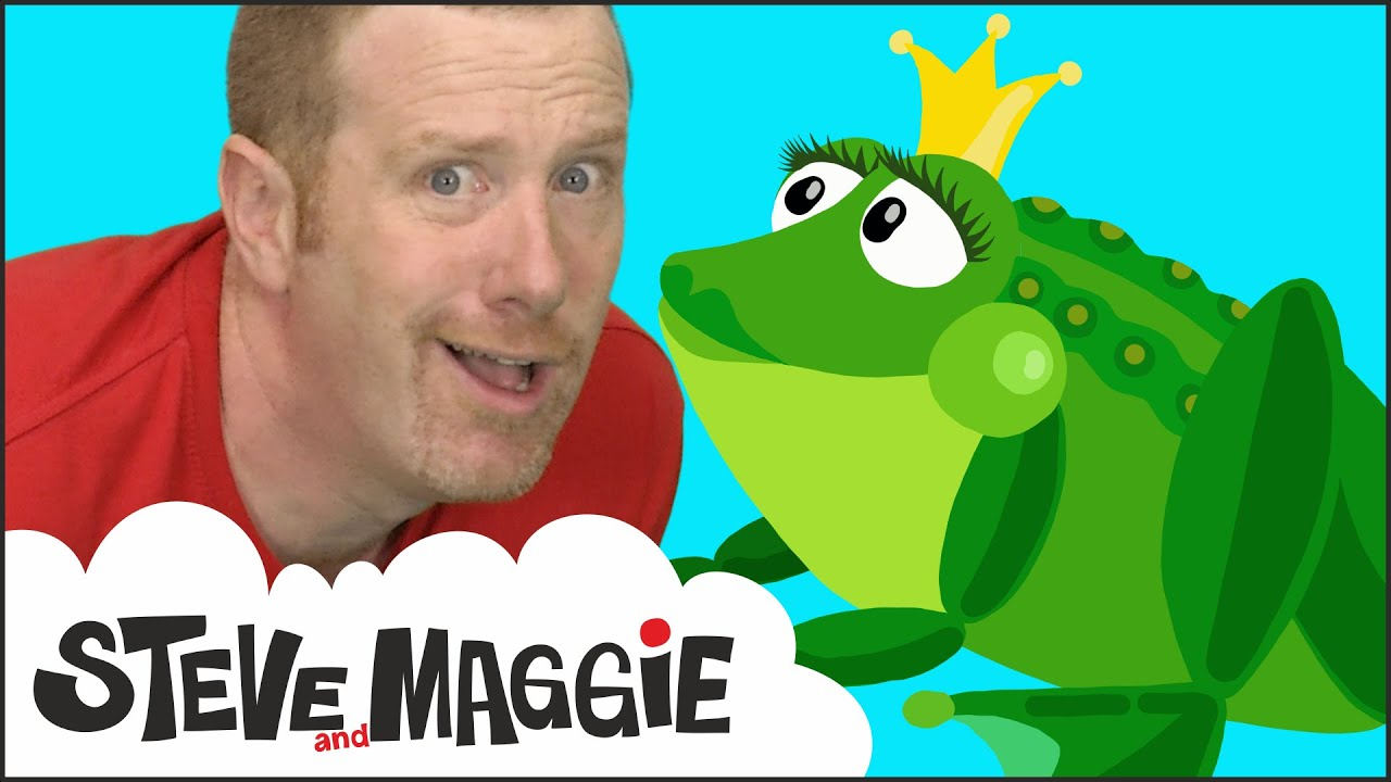 Royal Finger Family from Steve and Maggie | Bedtime Stories for Kids by Wow English TV