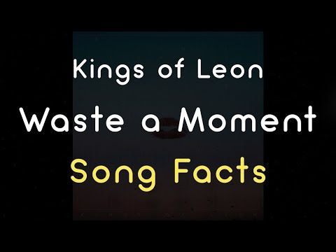 Kings Of Leon - Waste A Moment (Song Facts)