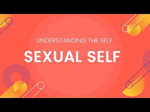 Sexual Self Understanding the Self