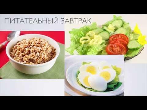 Завтрак для набора веса!