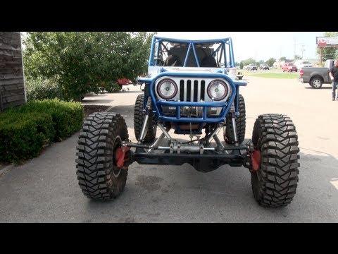 Jims Garage Rock Crawler For Sale Youtube