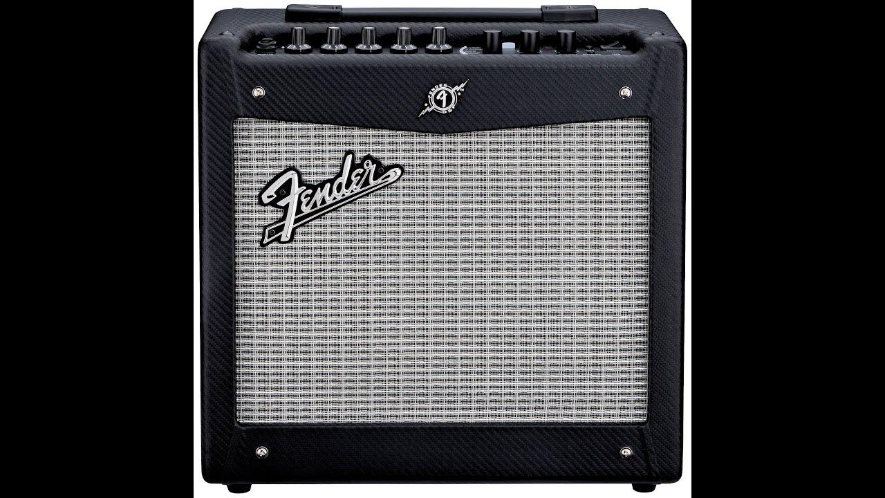 Fender Mustang 1 V2 >> Fender Mustang 1 V2