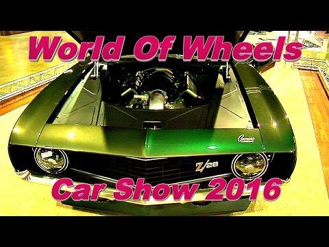 World Of Wheels 2016 - 1