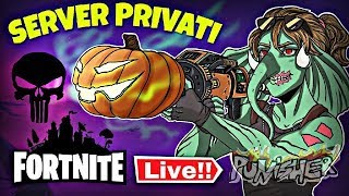 🔴 Regalo SKIN free Nei private Server Fortnite! 3 WIN di TAB! 🔴