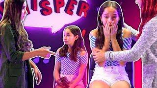 Caro le hace una broma a su sobrina, y todos lloramos con ella
