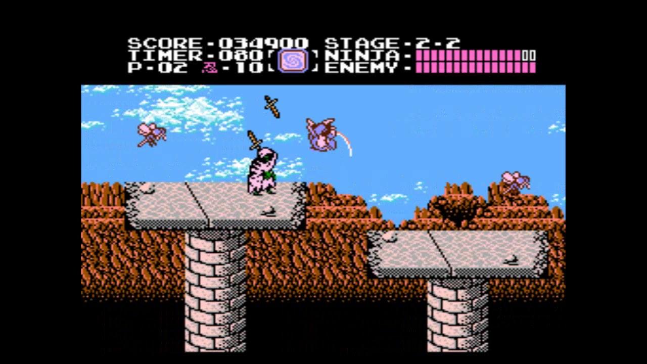 Ninja Gaiden (NES) Episode 1