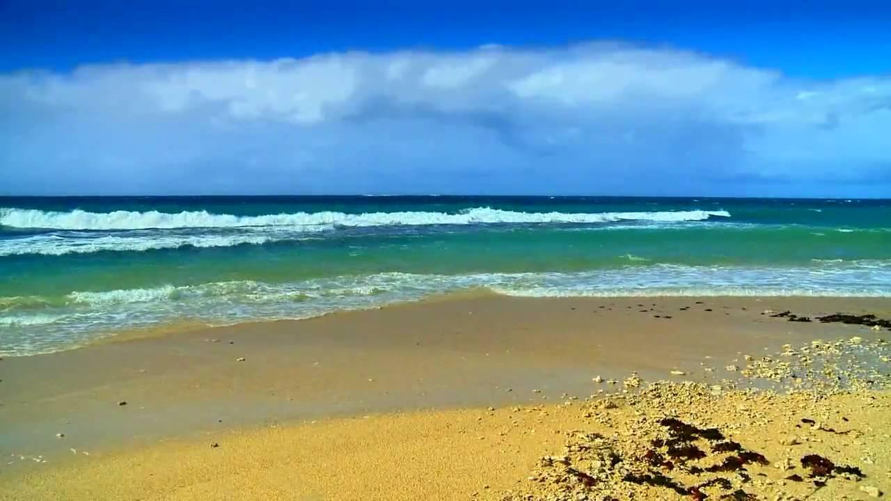 video rilassante - relax video - spiaggia mare e musica ...