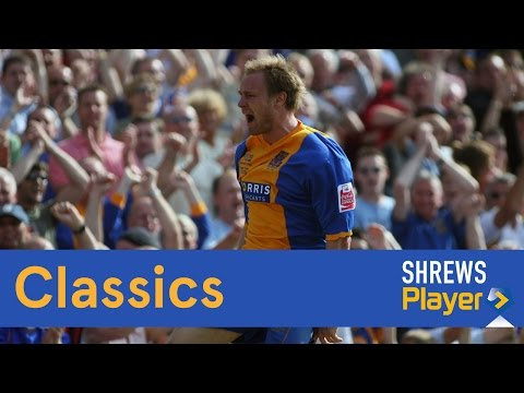 THROWBACK THURSDAY | Shrewsbury Town V Grimsby Town 5th May 2007 - Town TV
