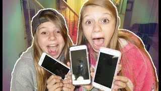 NEW PHONES!! They were NOT expecting THIS!!