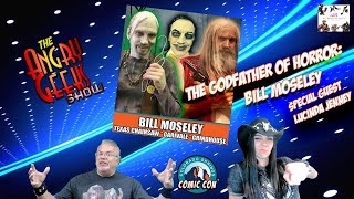 The Godfather of Horror: Bill Moseley panel From Colorado Springs Comic Con