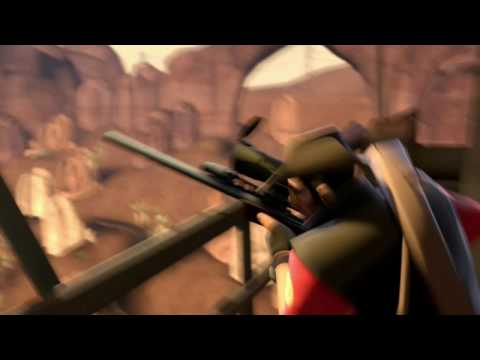 team fortress 2 meet the sniper music