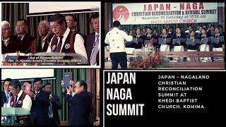Japan – Naga Christian Reconciliation Summit