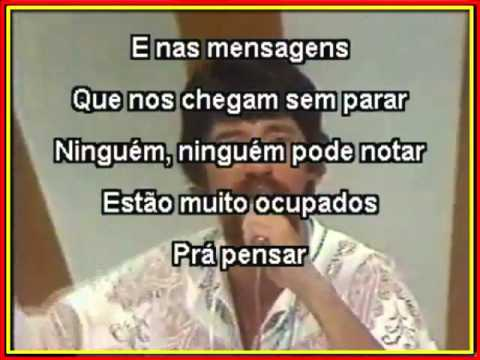VIDEO KARAOKE RAUL SEIXAS SOS