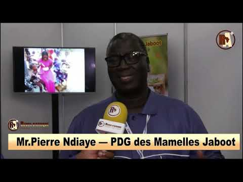 L'interview Mr Pierre NDIAYE PDG DES MAMELLES JABOOT