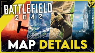 Battlefield 2042 - All 7 Confirmed MAPS + Details!