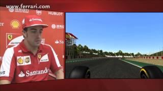 フェルナンド・アロンソ : 2013年 F1スペインGP 解説