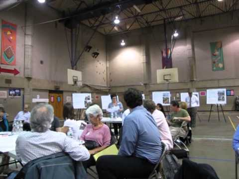 "pre-Master Plan ""chit-chat"" at Tobin School 6/10/2014"