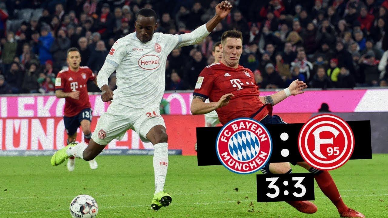 Fortuna DГјГџeldorf Gegen Bayern MГјnchen